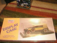 MINICRAFT DISPLAY CASE FOR PROTECTION & DISPLAY OF 1/16TH, 1/20TH & 1/25TH SCALE