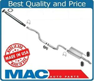 For 2000-2002 Chevy Impala 3.4 3.8 Muffler Exhaust Pipe System MADE IN USA!