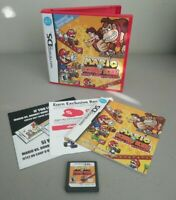 Mario vs. Donkey Kong Mini-Land Mayhem (Nintendo DS, 2010) Tested Working