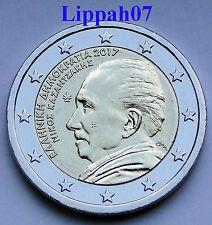 Griekenland speciale 2 euro 2017 Nikos Kazantzakis UNC