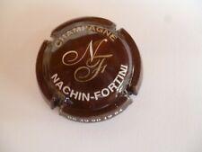 capsule NACHIN-FORTIN, marron, blanc et or, NOUVELLE, à saisir