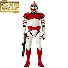 Deluxe Clone Shocktrooper 1:2 Replica Star Wars Statue / Figur Big-Sized