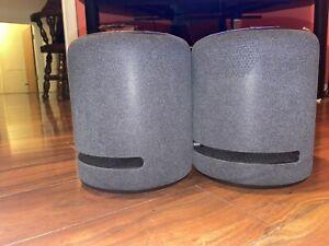2 Amazon Echo Studio Smart Speakers - Charcoal (Pair)