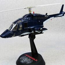 AIRWOLF 1/48 Normal TV Cobalt Blue AOSHIMA DIECAST CHOGOKIN READY TO SHIP NOW