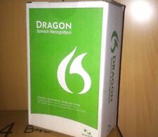 NUANCE Dragon Naturally Speaking Home 13 Version 13.0 (No Headsets or Mic)