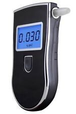Breathalyser - Digital LCD Breath Alcohol Tester
