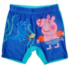 George Pig Boys Swimming Trunks Shorts Seaside Holiday (Only 5-7 Years left)
