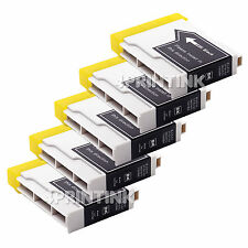 5Pk LC51 LC-51 Black Ink for Brother MFC-465cn MFC-685cw MFC-885cw MFC-5860CN