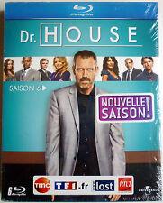 Occaz' : Blu-ray - Dr. HOUSE - Intégrale Saison 6 - 6 BR - NEUF Emballé