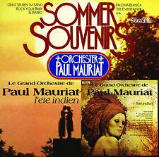 Paul Mauriat & His Orchestra L'été Indien, Sommer Souvenirs & Bonus tracksCD4513