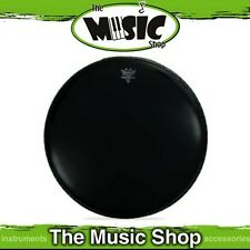 "Remo 26"" Powerstroke 3 Ebony Bass Drum Skin with Black Dynamo - P3-1026-ES"