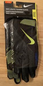 Nike Lunatic Speed Cross Training Gloves-Medium