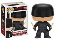 Pop! Vinyl--Daredevil - Daredevil Black Suit Pop! Vinyl