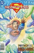 Superman: The Man of Steel #126