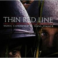 HANS ZIMMER (COMPOSER)/OST - THE THIN RED LINE  CD  11 TRACKS SOUNDTRACK  NEU