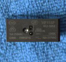 2pcs ORIGINAL & Brand New HF115F-012-1HS3 JQX-115F-012-1HS3 12V 16A 250VAC Relay