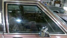 79-91 Mercury Grand Marquis Right Front Door Glass OEM Used