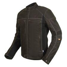 Rukka Raymore Motorrad Textiljacke  DARK BROWN 48