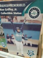 Seattle Mariners Griffey Jr+ Memorables 95-05 Collectible Statues Complete Set 3