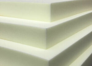 High Density Upholstery Foam - Can be cut to size - Message us for custom sizes