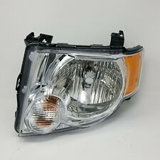 OEM Left Driver Side Escape Headlamp 8L8Z13008B fits: 2008-12 Ford Escape SUV