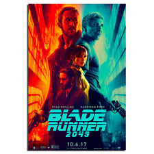 Blade Runner 2049 Poster Wall Art Canvas Painting For Living Room 24X36inch