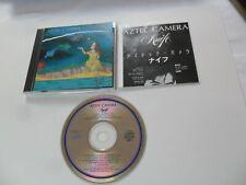 Aztec Camera - Knife (CD 1984) Japan Pressing