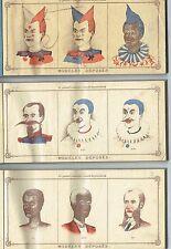 CATALOGUE DEGUISEMENTS vers 1900 / jeu jouet ancien