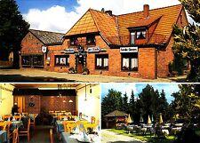 Ganderkesee - Grüppenbühren , Gasthaus zur Linde ,Ansichtskarte