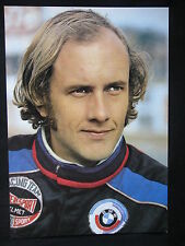 Card Hans-Joachim Stuck (SWE) 1977 (Deutsch) (CC)