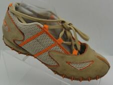 "Deisel Womens Sz 8 Leather Suede Mesh Lace Up Ankle Shoes Sneakers ""Sorrento"""