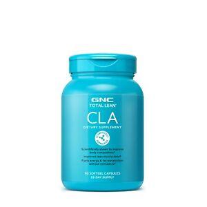 GNC Total Lean CLA 90 Softgel Capsules