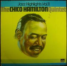 LP CHICO HAMILTON QUINTET - jazz faits saillants vol. 11, nm