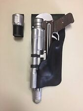 Star Wars Director Krennic LEATHER HOLSTER & ammo pouch costume fits blaster