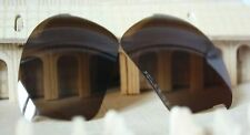 27233ddc59 ACOMPATIBLE Polarized Replacement Lenses for-Oakley Bottle Rocket - Brown