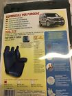 FODERE COPRISEDILI FIAT DOBLO CARGO 2013> 3 POSTI BY ERNEST MADE IN ITALY
