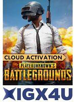 [Cloud-Aktivierung] PLAYERUNKNOWN'S BATTLEGROUNDS PUBG Steam PC - KEIN Code/Key