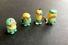 Set of 4 Small Minions - Originally part of Operation Despicable Me (Ages 6+)