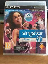 SingStar Dance (PS3) PEGI 12+ Rhythm: Dance