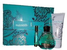 NANETTE LEPORE 3PC GIFT SET Eau De Parfum 3.4oz   Fragrance Perfume IN BOX $171.
