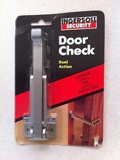 Door Security Chain -BARGAIN UPGRADE to Door Check Ingersoll DSC2