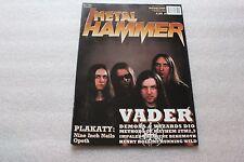 Metal Hammer 3/2000 Nine Inch Nails Poster, Behemoth, Opeth, Vader