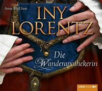 INY LORENTZ - DIE WANDERAPOTHEKERIN 6 CD NEW