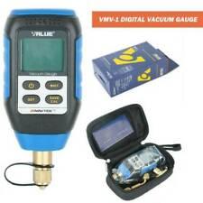 Vmv 1 Pressure Meter Gauge Digital Vacuum Gauge Refrigeration Tester Kit System