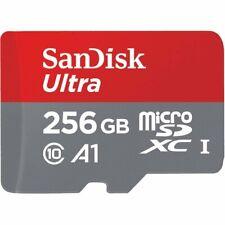 SanDisk 256GB Ultra A1 667x 100MB/s Class 10 UHS-I Micro SD SDXC Speicherkarte