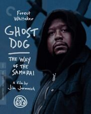 Criterion Collection Ghost Dog Way of Samurai BLURAY