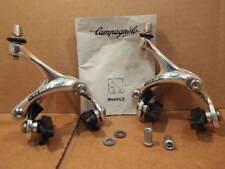 New-Old-Stock Campagnolo Veloce Brake Caliper Set...Dual Pivot w/Silver Finish