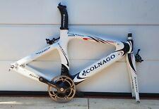 COLNAGO FLIGHT official team BARDIANI CSF italian carbon TT chrono frameset