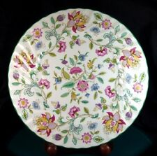 Minton Haddon Hall 10 5/8 Inch Dinner Plates - 1st Quality Unused New Condition