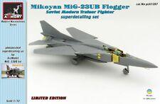 Armory Models 1/72 MIKOYAN MiG-23UB Photo Etch Detail Set